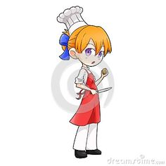 Anime Chef, Cute and Awesome