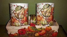 ...na jesennú dekoráciu