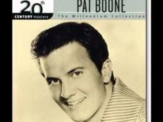 """Moody River"" By Pat Boone. I grew up listening to this along with other great 50's music. :)"