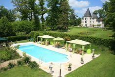 Château la Fragne, Bed and Breakfast in Lubersac, Corrèze, Frankrijk | Bed and breakfast zoek en boek je snel en gemakkelijk via de ANWB