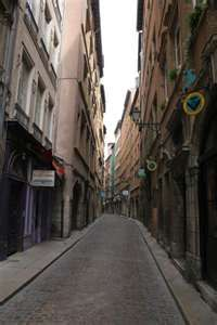 Lyon, as I remember it.