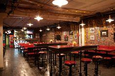"""restaurant complex """"LA COSA NOSTRA"""" on Behance"""