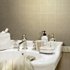 Swarosk  Mosaico 29x29cm Gold