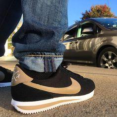 """Nike Cortez, black/desert camo  Chubster favourite ! - Coup de cœur du Chubster ! - shoes for men - chaussures pour homme - #chubster #barnab #kicks #kicksonfire #newkicks #newshoes #sneakerhead #sneakerfreak #sneakerporn #trainers #sneakers #sneaker #shoeporn #sneakerholics #shoegasm #boots  #sneakershead #yeezy #sneakerspics #solecollector #sneakerslegends #sneakershoes #sneakershouts"