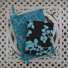 Almofada d'Alfazema: Como prometido, estamos de volta com mais cadernos...