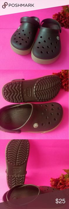 Crocs croc band women size 8 Crocs crocband women size 8 Ive got more in size 8 available  PRICES drop every weekend On clothing ,shoes and accessories CROCS Shoes Mules & Clogs