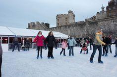 Tower of London Ice Rink, De Boer UK