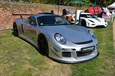 Ruf Porsche CTR3 Clubsport | www.pinterest.com/pin/199354720… | Flickr