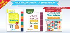 [Pré-Venda]  Vade Mecum Saraiva - 2º Semestre/2013  Acesse e Confira: http://www.leinova.com.br/codigos-vade-mecum
