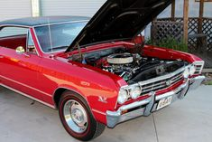 1967 Chevrolet Chevelle SS For Sale   AllCollectorCars.com Chevelle Ss For Sale, 1967 Chevy Chevelle, Big Show, Top Cars, New Carpet, Super Sport, Get Directions, Rear Seat, Classic Cars