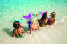 FinFun swimmable mermaid tails for kids and adults