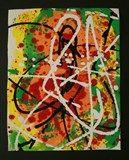 Artsonia Art Exhibit :: Jackson Pollock