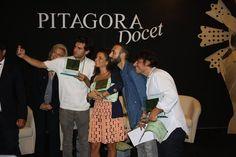 Assegnazione premio PITAGORA 2015 |  Museo Pitagora delle arti e delle scienze (KR). Beatrice Zagato | Federico Clapis | Simone Fugazzotto |  Federico Paris.