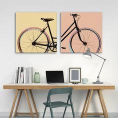 SKŁADAK 1  MIXGALLERY transport,bicycle,vintage,wallart,canvas,canvas print,home decor, wall,framed prints,framed canvas,artwork,art