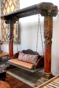 Rope Chair Swings For Living Room Furniture
