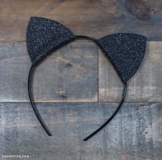Cat_Felt_Ears_Headband_Glitter_Halloween