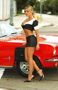 The Hot Gallery: The Hot Claudia Molina