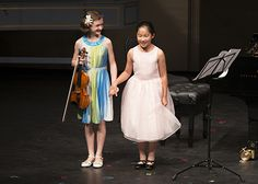 Young Performers, concert 2: friendship and excellence!