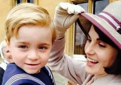 Lady Mary and young Master George