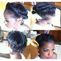 Wondrous Goddess Braids For People With No Edges Google Search Hairstyles For Women Draintrainus