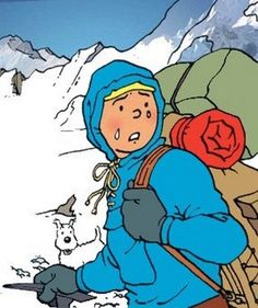 Tintin Au Tibet, Herge Tintin, Movie Characters, Fictional Characters, Ligne Claire, Chef D Oeuvre, Animation, Fox Terrier, Art Inspo