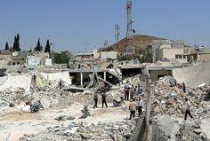 #esed #suriye #SNHR #haber #haberler #dunya #dunyahaberleri Esed Katliam'a Devam Ediyor