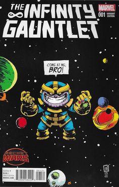 The Infinity Gauntlet #1.
