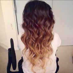 Doing this to my hair either Wednesday or Thursday.(: