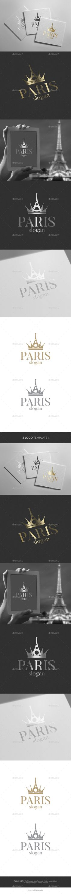 Crown Logo Template - Logo Design Template Vector EPS, Vector AI. Download here: http://graphicriver.net/item/crown-logo-template/16494210?ref=yinkira