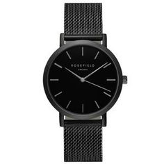 LBW - Little Black Watch! Simple and stylish <3