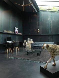 Visite du loft de la co-fondatrice de Serendipity via Atelier rue verte, le blog