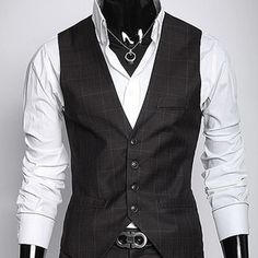 Gentleman Mens Vest bridesman vest groomsman vest by beatbbcustom