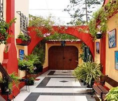 Adorable boutique hotel in Lima, Perú (Most likely will stay here). For outdoor markets, check out: http://www.frommers.com/destinations/lima/620960#sthash.7iEz8rJ1.dpbs