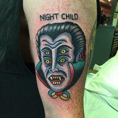 Robert Ryan Tattoo