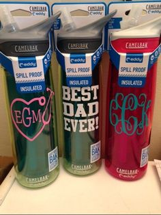 LARGE orders Welcome! Super FAST Service Insulated  Camelbak .6L, Personalized any way you want by AliciaBeam on Etsy