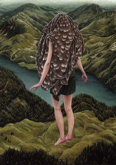 Moki - Dreamlike Illustrations