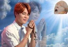 Christian Chim Chim believes in our lord and savior Hoseok
