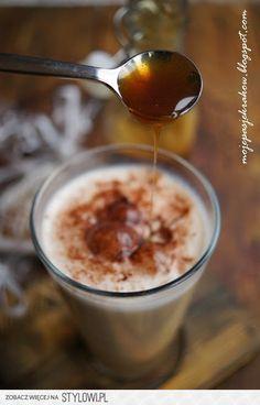moje pasje: Syrop piernikowy z mandarynką do kawy i des… na Stylowi.pl