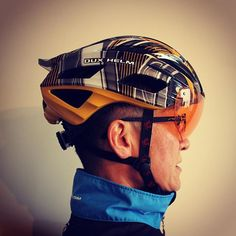 New Dux Helm 2016 model with external lense! Cycling Helmet, Bike, Instagram Posts, Model, Bicycle, Scale Model, Bicycle Helmet, Bicycles