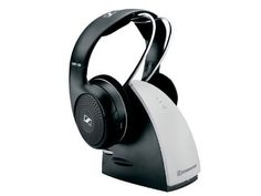 Sennheiser RS120 926 MHz Wireless RF Headphones with Charging Cradle $78.23