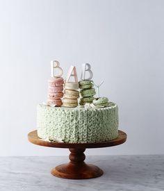 Herriott Grace + Signe Sugar - Macaron Cake
