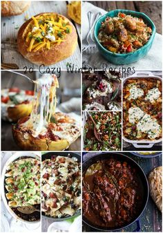 20 Cozy Winter Recipes |halfbakedharvest.com @hbharvest