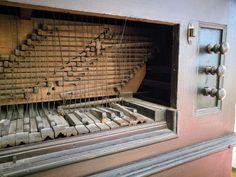 Manúbrios do lado direito Piano, Music Instruments, Musical Instruments, Pianos