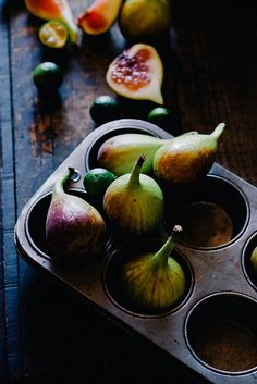 What is it about figs that make them such wonderful subjects for painting and photography?