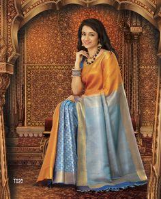 Trisha020 - Samudrika Pattu - Pure Silk Sarees
