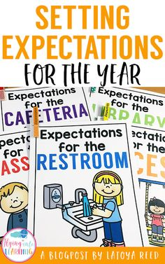 Setting Expectations in the Classroom