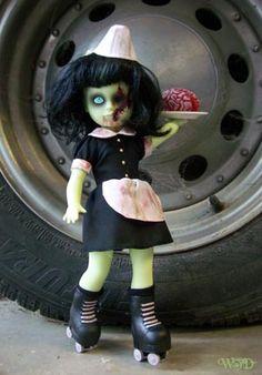 Living Dead Dolls - Peggy Goo Series 22
