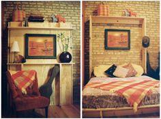 Lori Wall Bed Murphy Bed Vertical Queen