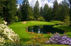 Sahalee Country Club, Seattle WA