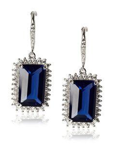 CZ by Kenneth Jay Lane Sapphire Blue Emerald-Cut Earrings, http://www.myhabit.com/redirect/ref=qd_sw_dp_pi_li?url=http%3A%2F%2Fwww.myhabit.com%2Fdp%2FB008D3105A